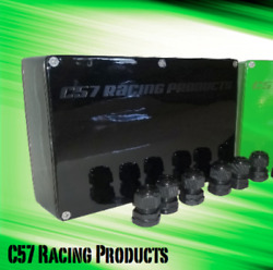 C57 Racing Aluminum Electrical Box W/ Plug And Play Install Service