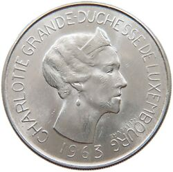 Luxembourg 100 Francs 1963 S38 235