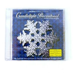 Disney Candlelight Processional And Massed Choir Cd 2000 Phylicia Rashad New