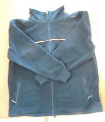 New W/out Tag Stihl Outfitterfitters Fleece Zip Up Jacket Size Large L