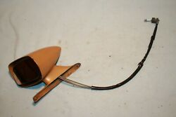 69 70 Ford Pinto Exterior Remote Rear View Mirror Lh