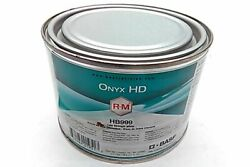 R-m Pint, Low Strength White Onyx Hd Tinting Base Hb999 0.5l Expired