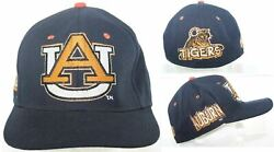 Vintage Auburn Tigers Rare Retro Fitted Cap Size 7 3/8 Prototype 1 Of A Kind Hat