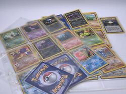 Pokemon💎2001 Neo Discovery💎part Complete Non Holo Set 55/75 Cards🌟1st Ed🌟