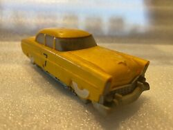 Lionel 0068 Ho Executive Inspection Car Vintage Yellow
