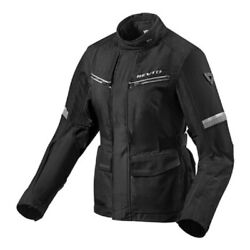 Womenand039s Jacket Motorcycle Revand039it Outback 3 Ladies 40 Black 46 Uk Lady Touring