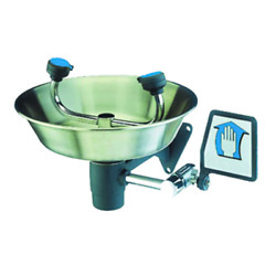 Sellstrom S90440 Wall Mounted Eye Wash Unit With Stainless Steel Bowl