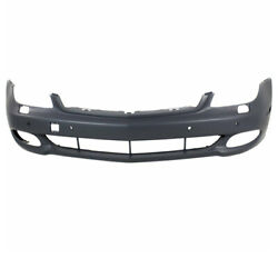 06-11 Cls-class W/o Sport Front Bumper Cover Assembly W/o Parktronic Sensor Hole