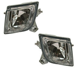 For 09-10 Mazda 6 2.5l And 3.7l Front Driving Fog Light Lamp Assembly Set Pair