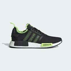 Nmd R1 Fx1032 Size 11 Men's Green/black /white Extra Shoe Laces Included