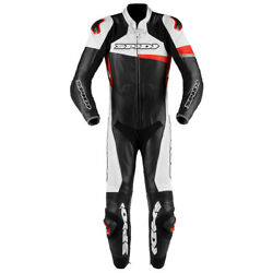 Spidi Race Warrior Perforated Leather Suit