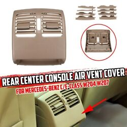 20xcar Rear Center Console A/c Air Vent Outlet Grille Panel
