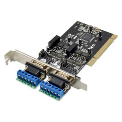 20xpci To Rs422 Rs485 Converter Adapter Card Pci To 2