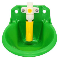 5xautomatic Goat Sheep Waterer Bowl Cow Cattle Feeder Plastic Drinking