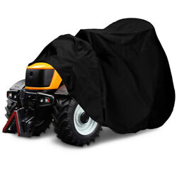 20xoutdoor Lawn Mower Cover-tractor Cover Fits Up To 54 Inches Deck 420d Lawn
