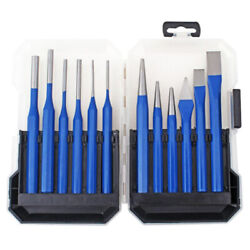 20x12pcs/set 3-8mm Alloy Steel Wood Carving Punch Tool Pin Chisel