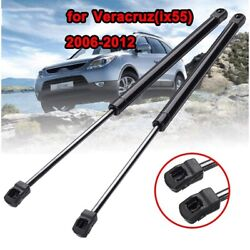 10x2pcs Front Hood Lift Support Boost Strut Shock Gas Charged