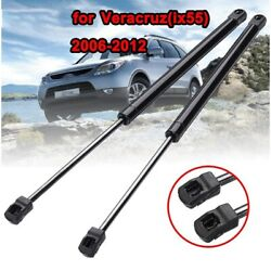5x2pcs Front Hood Lift Support Boost Strut Shock Gas Charged