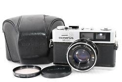 Olympus 35 Dc Rangefinder Film Camera Late Model New Seal [near Mint] From Japan