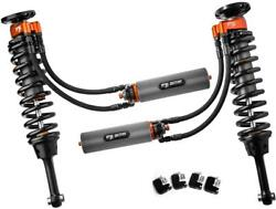 Fox Internal Bypass 3.0 Coilover Remote Front Shocks Pair For 17-18 F150 Raptor