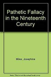 Pathetic Fallacy in the Nineteenth Century:A Study of a Changing