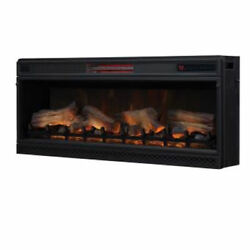 Classic Flame 42″ 3d Infrared Quartz Electric Fireplace Insert 42ii042fgt