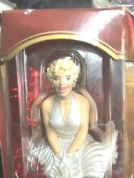Antique Carlton Cards Heirloom Collection Marilyn Monroe 1998 Ornament / New