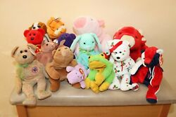 Ty Toys Collection