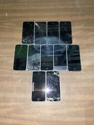 Lot Of 11 Apple Iphone 5, 5s, 5se A1533/ A1662/ A1428