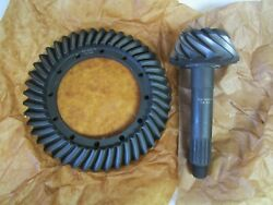 1955 1956 1957 1958 1959 1963 Chevrolet Truck 1/2 Ton 3.381 Ring And Pinion Gears