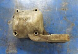 1930-32 Vintage Johnson K-50 Outboard Motor Exhaust And Intake Manifold