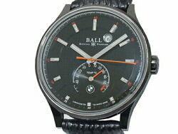 Ball Watch For Bmw Tmt Thermometer Display Limited To 1000 Nt3010c-p1cj-bkc Cosc