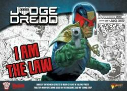 Warlord Games Wlg 651510001 Judge Dredd I Am The Law Starter Set