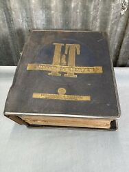11 Vintage Iandt Shop Service Manual Implement And Tractor Case John Deere Ford G6