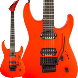 Jacksonpro Series Dinky Dk2 Rocket Red - From Japan - Free Shipping