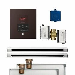 Mr. Steam Butler 2 Linear Package Square Oil-rubbed Bronze