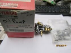 New Oem Yamaha Outboard Oil Pump 6h4-w1320-09