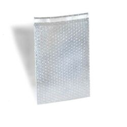 10 X 15.5bubble Out Bag 1 Lip N Tape Seal Self-seal Clear Pouch 1000 Pack