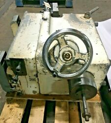 Leblond Tailstock 6 Dia Quill, 19 Quill Travel, 11-3/4 V Gro 1000