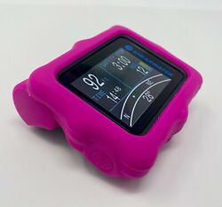 Pink Silicone Protective Sleeve Cover For Shearwater Perdix Perdix Ai Dive Com