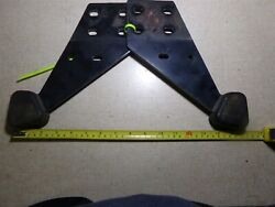 Set Of 2 4-bolt Commercial Truck Support Brackets Free Shipping