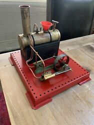 Vintage Mamod Se2a Steam Engine Toy- Made In England, Reverse Switch
