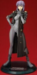 Ghost In The Shell S.a.c. Solid State Society Motoko Kusanagi 1/8 Scale Pvc Am