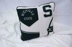 Spartan Marching Band Pillow Green S 4