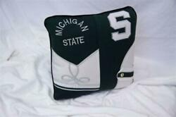 Spartan Marching Band Pillow White S 2
