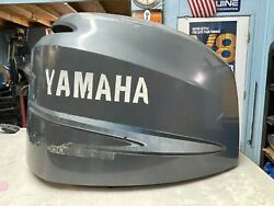 Yamaha Four Stroke 225 Hp Top Cowling/ Fits F200-f225 3.3l. 02and039 -10and039- Stk 9225