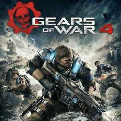 Gears Of War 4 Xbox One Full Game Completion All Achievements Unlocked