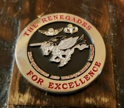 Night Stalker 160th Soar The Renegades For Excellence Challenge Coin 1-3/4