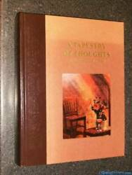 A Tapestry of Thoughts The National Library of Poetry Hardcover GOOD