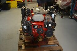 Volvo Penta Marine Gas Engine Outdrive And Transom Assembly